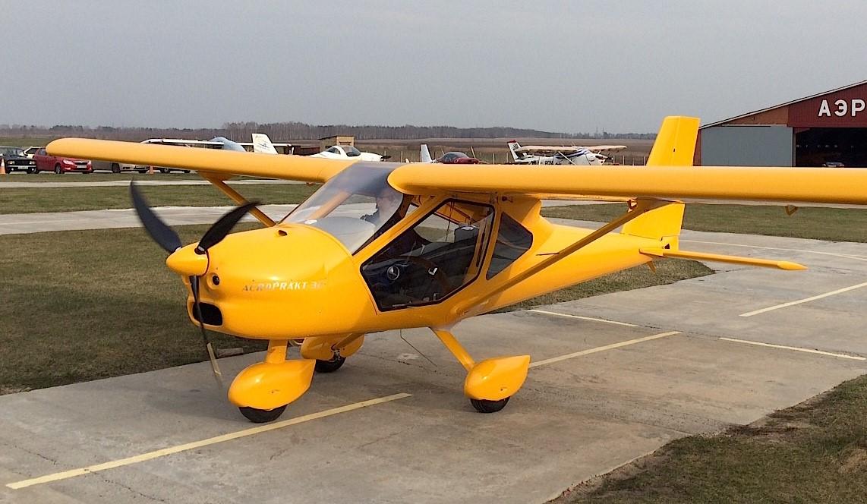 AEROPRAKT A32 VIXXEN2